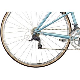 Creme Echo Solo Mixte Citybike 16-speed blå
